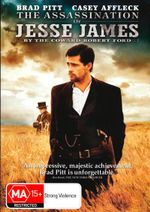 The Assassination of Jesse James by the Coward Robert Ford - Jeremy Renner