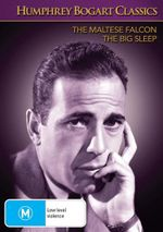 The Big Sleep / The Maltese Falcon (Humphrey Bogart) - Humphrey Bogart