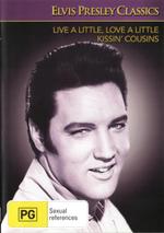 Kissin' Cousins / Live a Little, Love a Little (Elvis Presley) - Elvis Presley