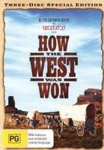 How the West Was Won (Special Edition) - John Wayne