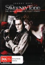 Sweeney Todd : The Demon Barber of Fleet Street (2007) - Johnny Depp