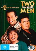 Two and a Half Men : Season 3 - Aja Evans