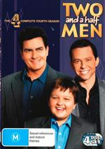 Two and a Half Men : Season 4 - James Edson