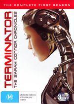 Terminator : The Sarah Connor Chronicles - Season 1 - Sonya Walger