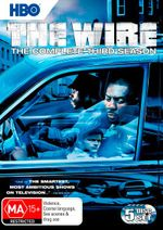 The Wire : Season 3 - J.D. Williams