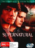 Supernatural : Season 3 - Jared Padalecki
