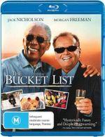 The Bucket List - Annton Berry Jr
