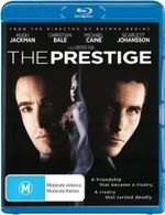 The Prestige - Christian Bale