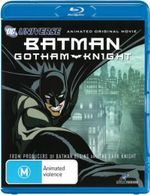 Batman : Gotham Knight (Animated) - Jim Meskimen