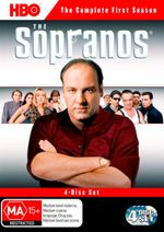 The Sopranos : Season 1 - James Gandolfini