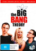 The Big Bang Theory : Season 1 - Jim Parsons