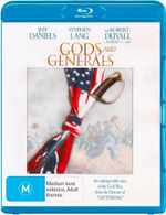 Gods and Generals - Stephen Lang
