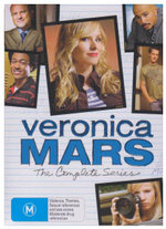 Veronica Mars : The Complete Series : Seasons 1-3 - Kristen Bell