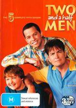 Two and a Half Men : Season 5 - Elijah Michael Lee