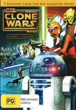 Star Wars : The Clone Wars - Season 1 - Volume 2 - James Arnold Taylor