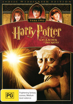 Harry Potter and the Chamber of Secrets  : Harry Potter : Film 2 - Daniel Radcliffe