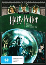 Harry Potter and the Order of the Phoenix : Harry Potter : Film 5 - Daniel Radcliffe