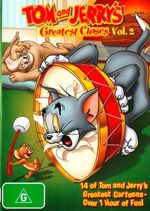 Tom and Jerry : Greatest Chases - Volume 2