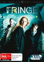 Fringe : Season 1 - Anna Torv
