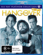 The Hangover (R18+) (Extended Edition) (Uncut) (Platinum Collection) - Ed Helms