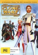 Star Wars : The Clone Wars - Season 1 - Volume 3