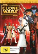 Star Wars : The Clone Wars - Season 1 - Volume 4