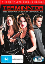 Terminator : The Sarah Connor Chronicles - Season 2 - Leven Rambin