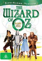 The Wizard of Oz (1939) (Sing-Along Version) : The Sound of Music/The King and I/South Pacific/St... - Bert Lahr