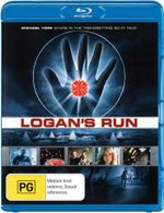 Logan's Run : The Complete Saga (6 Movies 9 Discs) - Roscoe Lee Browne