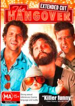 The Hangover (MA15+) (Extended Edition) - Ed Helms