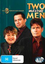 Two and a Half Men : Season 6 - Jon Cryer