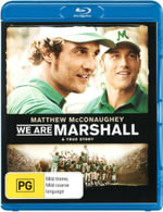 We Are Marshall - Matthew McConaughey