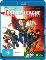 Justice League : Crisis on Two Earths (Animated Original Movie) - William Baldwin