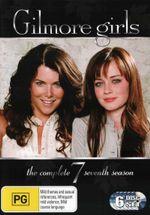 Gilmore Girls : Season 7 (New Packaging) - Keiko Agena