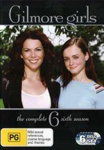 Gilmore Girls : Season 6 (New Packaging) - Keiko Agena