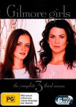 Gilmore Girls : Season 3 (New Packaging) - Keiko Agena