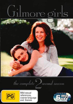 Gilmore Girls : Season 2 (New Packaging) - Keiko Agena