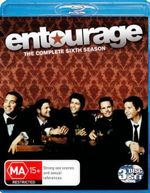 Entourage : Season 6 (3 Discs) - Rex Lee