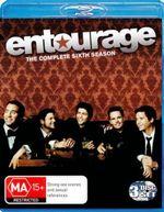 Entourage : Season 6 (3 Discs) - Rex Lee