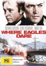 Where Eagles Dare - Mary Ure