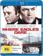 Where Eagles Dare - Richard Burton