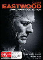 Clint Eastwood Director's Collection (Flags of our Fathers / Letters from Iwo Jima / Mystic River / Unforgiven) - Clint Eastwood