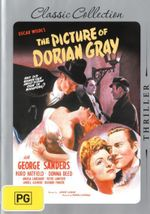 The Picture of Dorian Gray (1945) (Classic Collection) - Richard Fraser