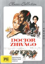 Doctor Zhivago (1965) - Alec Guiness