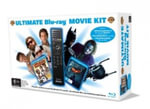 The Dark Knight (2008) / The Hangover (R18+) / Genuine PS3 Blu-ray Remote Control (Blu-ray Movies with Remote Pack) - Ed Helms