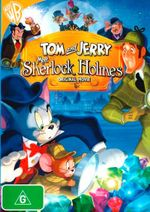 Tom and Jerry : Meet Sherlock Holmes - Jeff Siergey