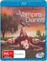 The Vampire Diaries : Season 1 - Nina Dobrev