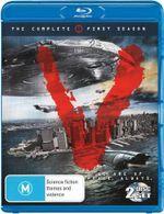 V : Season 1 - Elizabeth Mitchell
