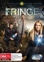 Fringe : Season 2 - Anna Torv