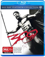 300 (Platinum Collection) - Gerard Butler